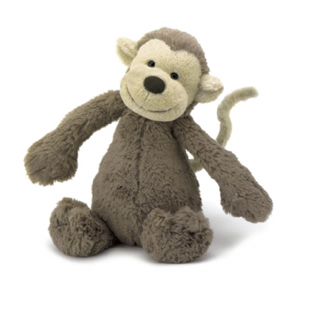 Jellycat Bashful Monkey - Small